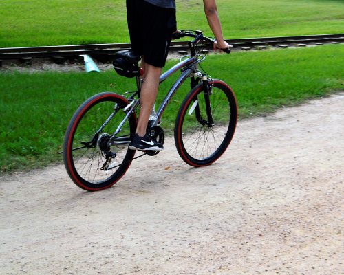 Volunteer Cyclist